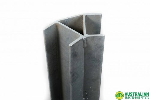 Galvanised Retaining Wall 45 Degrees Corner Shop Online