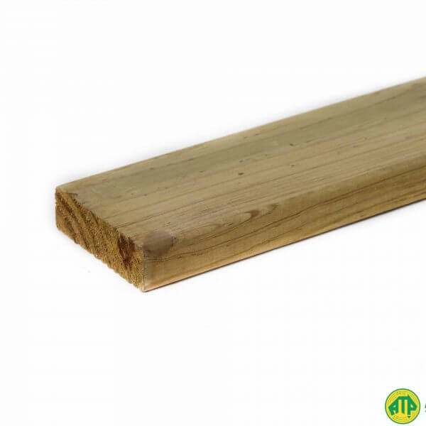 treated pine decking prices