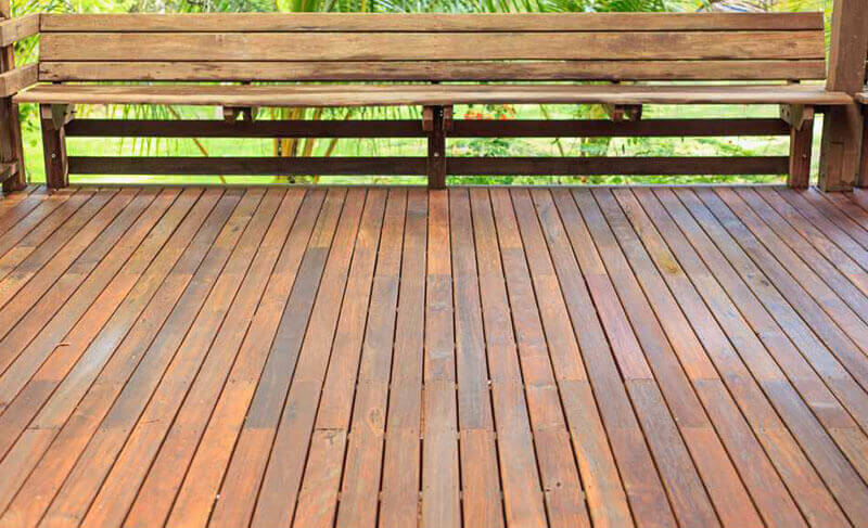 melbourne merbau decking