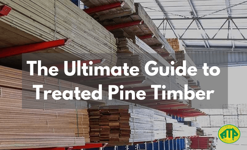 Treated Pine & Timber Products Supplier Melbourne - Australian