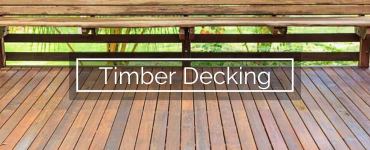 timber decking melbourne