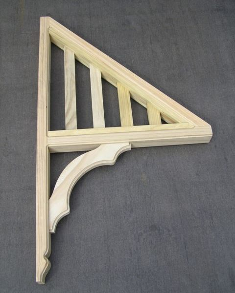 Window Awning Brackets