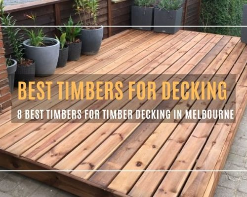 Best Decking Timber