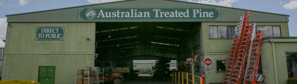 Australian Treated Pine