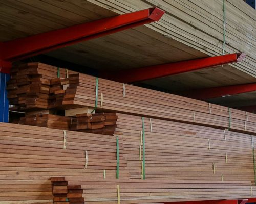 Treated Pine Timber